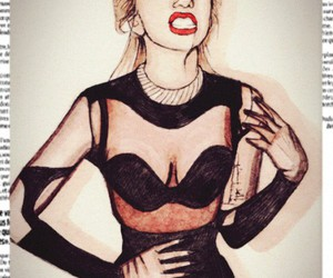 chic, mothermonster, and fashion image