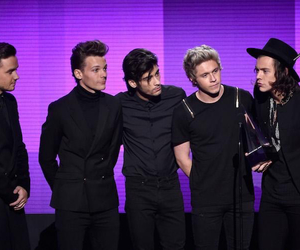 one direction, amas, and niall horan image