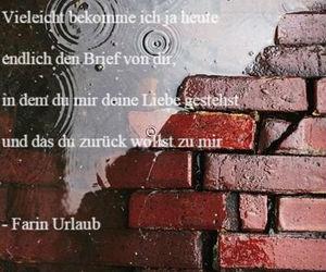deutsch, liebe, and regen image