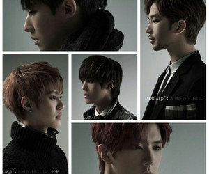 mir, mblaq, and seungho image