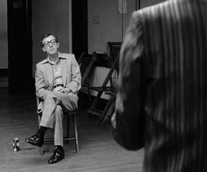 blanco y negro, woody allen, and broadway danny rose image