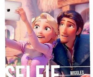 disney, rapunzel, and princesas image