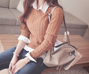 camel sweater and camel sweather image
