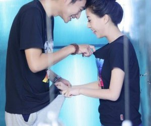 asian, cute, and couples image