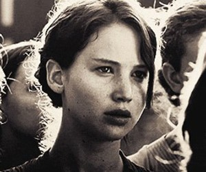 katniss, the hunger games, and prim image