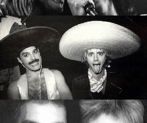 Freddie Mercury, music, and musicians image