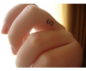 forever, infinite, and tattoo image