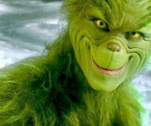 christmas, grinch, and green image