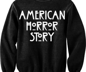 american horror story, fashion, and sweater image