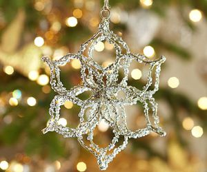 christmas, decoration, and ornament image