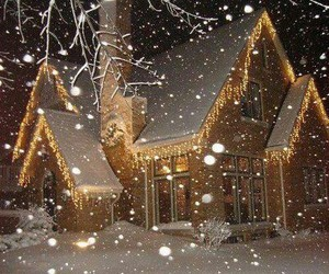 beautiful, holiday, and winter image
