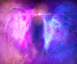 galaxy and Univers image