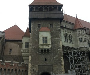 romania, travel, and castel image