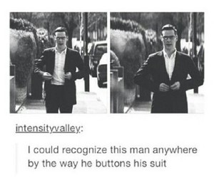 suit, tumblr, and benedict cumberbatch image