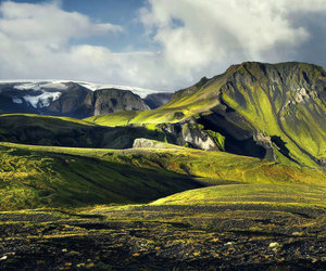 iceland, nature, and photography image