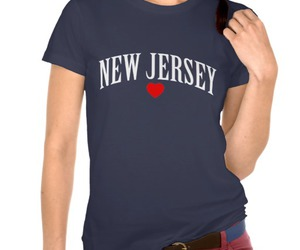 New Jersey, gift depot tees, and graphic tees image