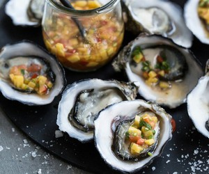 ocean, seafood, and yummy image
