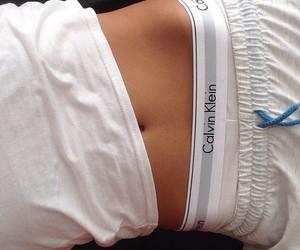 Calvin Klein, body, and white image