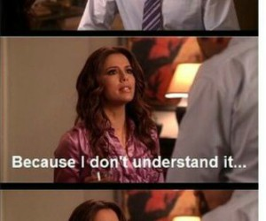 Desperate Housewives, funny, and spanish image