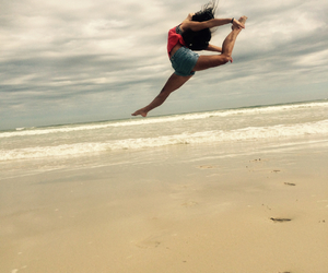 dance, dancer, and fly image