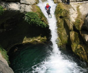 water and canyoning image