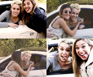 miley cyrus, smilers, and love image