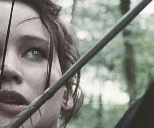 katniss, the hunger games, and hunger games image