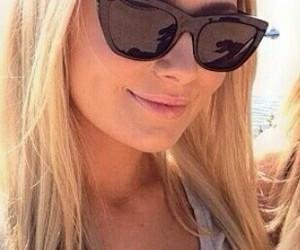 blonde, summer, and lauren curtis image
