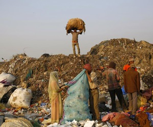 india and india poverty image