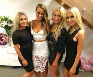 fun, night out, and laurenbeautyy image