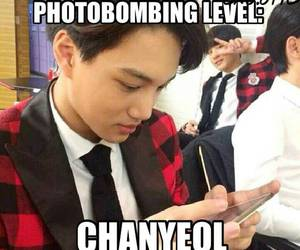 exo, kpop, and chanyeol image