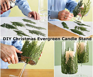 christmas, diy, and candle image