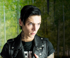 tattoo, andy sixx, and black veil brides image