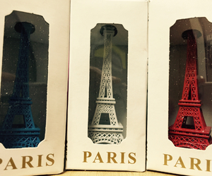effel tower, paris, and modest image