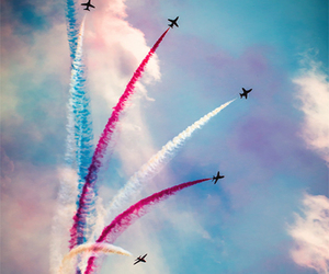 sky and planes image
