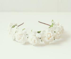 flowers and headband image