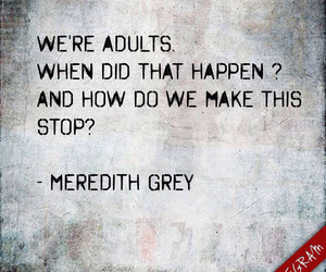 grey, life, and merder image