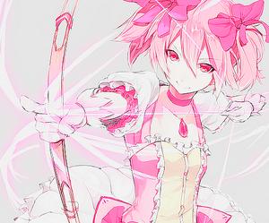 anime, madoka, and madoka magica image