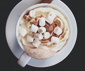 cocoa, yum, and coffee cup image