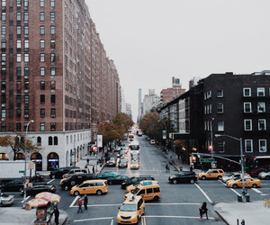 city and new york image
