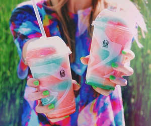 drink and taco bell image