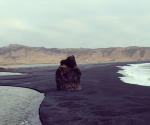 alone, iceland, and indie image