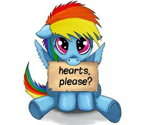 heart, please, and cute image