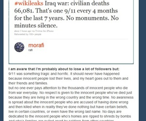 fact, iraq, and quote image
