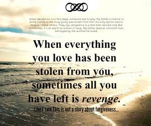 ending, revenge, and pilot image