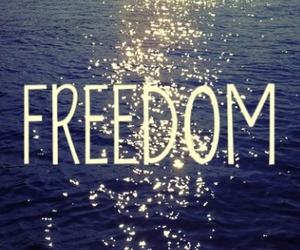 freedom and love image