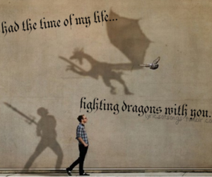 dragon, Lyrics, and Taylor Swift image