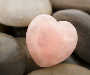 stones and love image