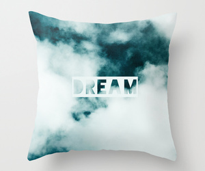 clouds, throw, and Dream image
