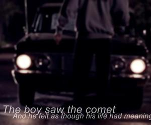 comet, lucas scott, and one tree hill image
